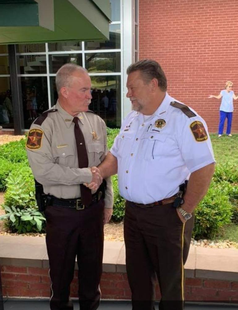 New Deputy Sheriff - Press Releases - Geneva County
